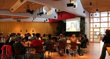 Projektpräsentation am 20. August